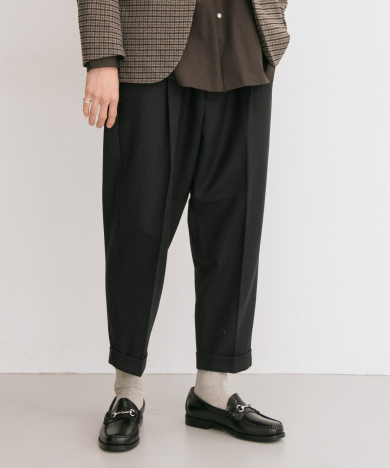 CEASTERS 別注1TUCK TROUSER