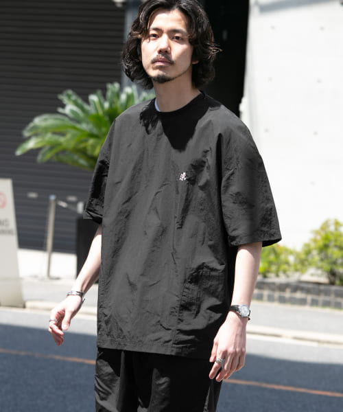 [Sonny Label][GRAMICCI SHELL CAMP T-SHIRTS]