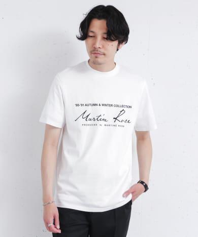 MARTINE ROSE CLASSIC SHORT-SLEEVE T-SHIRTS
