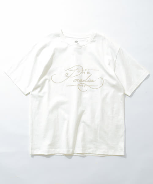 [WORK NOT WORK][The Paradise Tシャツ]