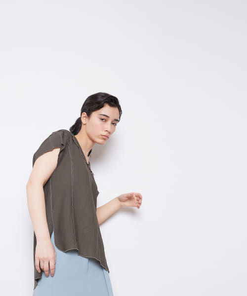 [LAATO][PIPING PULLOVER]