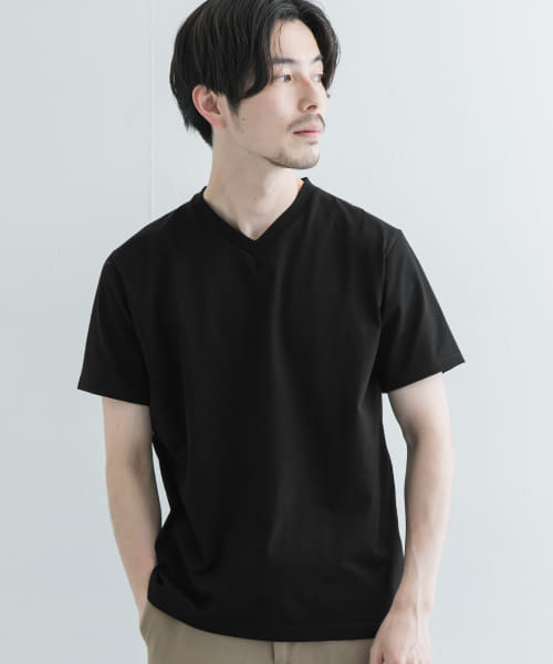 [URBAN RESEARCH][URBAN RESEARCH Tailor VネックTシャツ]