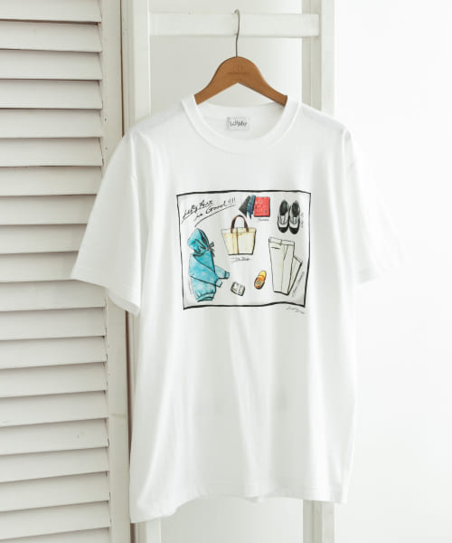 [URBAN RESEARCH][【別注】LeftyArt×URBAN RESEARCH T-SHIRTS wardrobe]