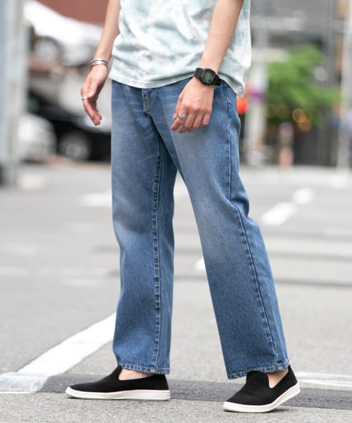 [Sonny Label][70S FLARE DENIM]