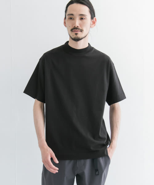 [URBAN RESEARCH][UR TECHモックTシャツ]