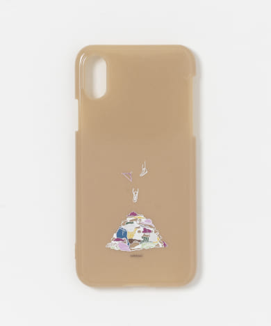 commpost iPhoneX XS CASE fuku