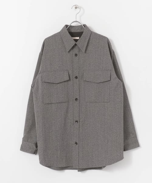 [URBAN RESEARCH][ULTERIOR COVERT CLOTH CPO SHIRT]