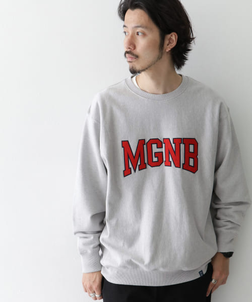 [Sonny Label][MAGIC NUMBER MGNB CREW SWEAT]