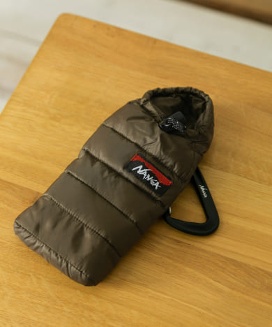 NANGA sleeping bag phone case