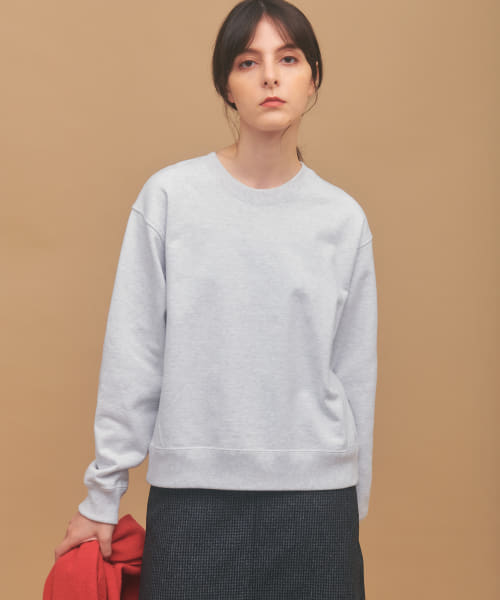 [DOORS][UNIFY Cotton Crew Neck Pullover]