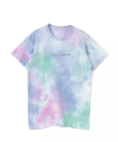 【別注】YOUNG&OLSEN×URBAN RESEARCH  TYE-DIE T-SHIRTS