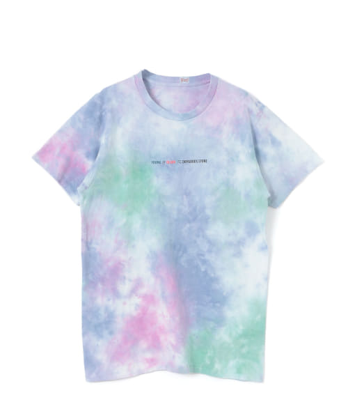 [URBAN RESEARCH][【別注】YOUNG&OLSEN×URBAN RESEARCH  TYE-DIE T-SHIRTS]