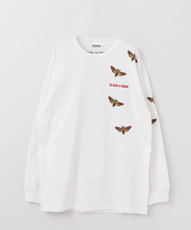 BOWWOW THE SILENCE LONG-SLEEVE