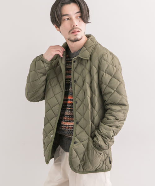 [URBAN RESEARCH][Traditional Weatherwear WAVERLY DOWN PA]