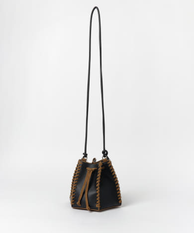PROTCOL Hexagon Leather Bag