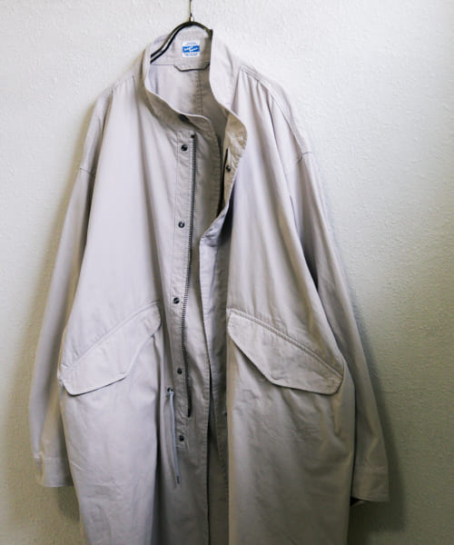 [Sonny Label][【別注】ARMY TWILL×Sonny Label Fish Tail Coat]