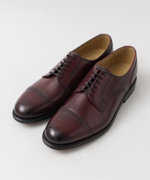 [URBAN RESEARCH][6 EYE CAP TOE OXFORD]