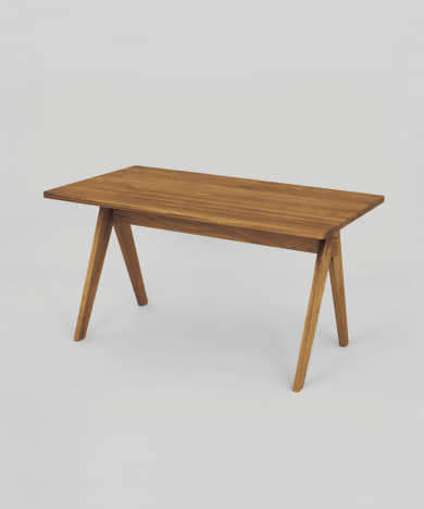 Bothy 1350 DINING TABLE (N.Brown)