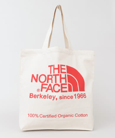 人気ファッションメンズ|THE NORTH FACE TNF Organic Cotton Tote