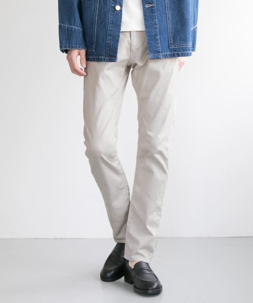 [URBAN RESEARCH][japan made slim trousers]