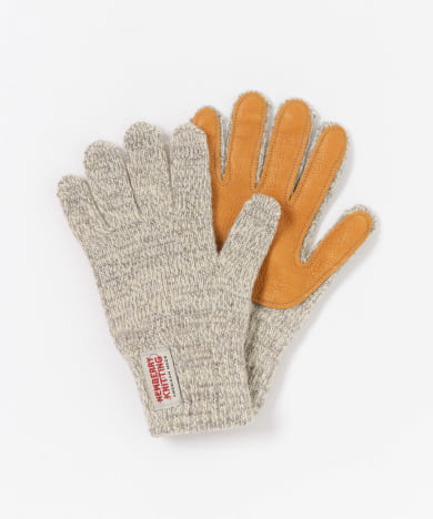 Newberry Knitting Glove with Palm