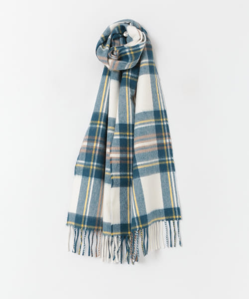 [DOORS][SCOTTISH TRADITION WOVEN SCARF]