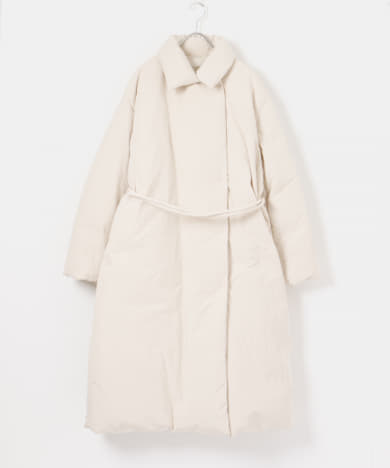 AMOMENTO DUCK DOWN PUFFER COAT