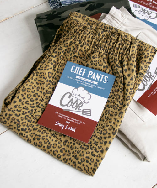 [Sonny Label][CHEF PANTS]