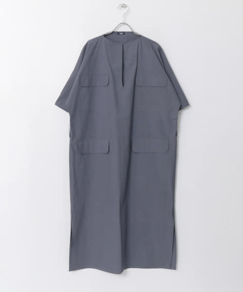 [URBAN RESEARCH][YLEVE COTTON TYPWRITER ONE-PIECE]