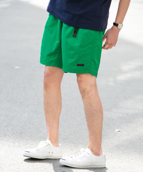 [Sonny Label][Gramicci SHELL PACKABLE SHORTS]