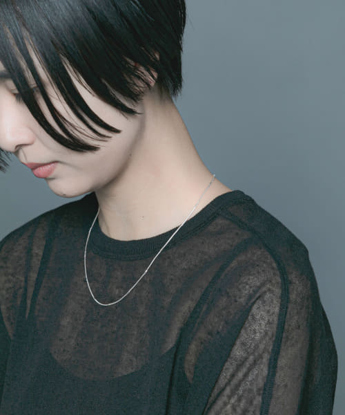 [URBAN RESEARCH][decor Snakecutchain Necklace]