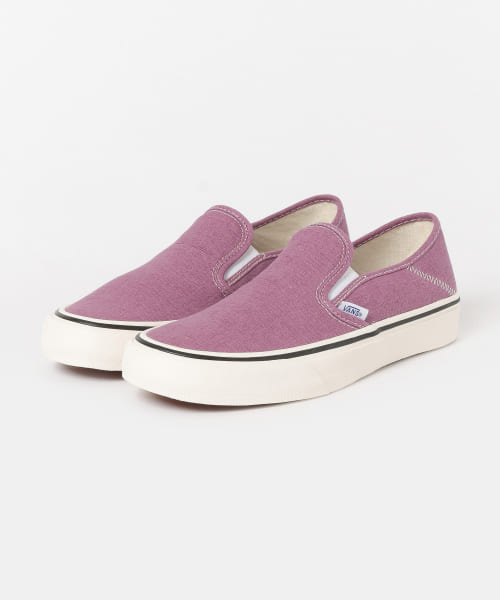 [Sonny Label][VANS SLIP-ON SF]