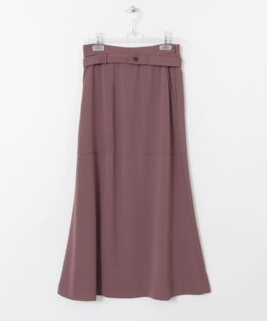 LONG SLEEK SKIRT
