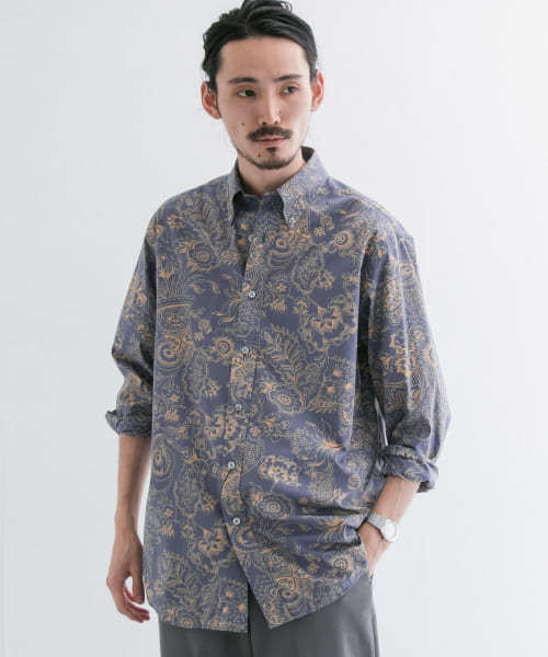 [URBAN RESEARCH][BROOKS BROTHERS×UR BOLD PRINTED MADISON]