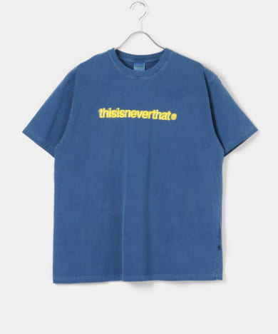 THISISNEVERTHAT Cracked T-Logo T-shirts