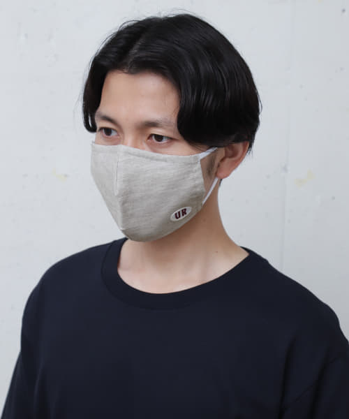 [POP UP SHOP][ウォッシャブルクロスマスク 2枚セット【Washable Cloth Mask2】]