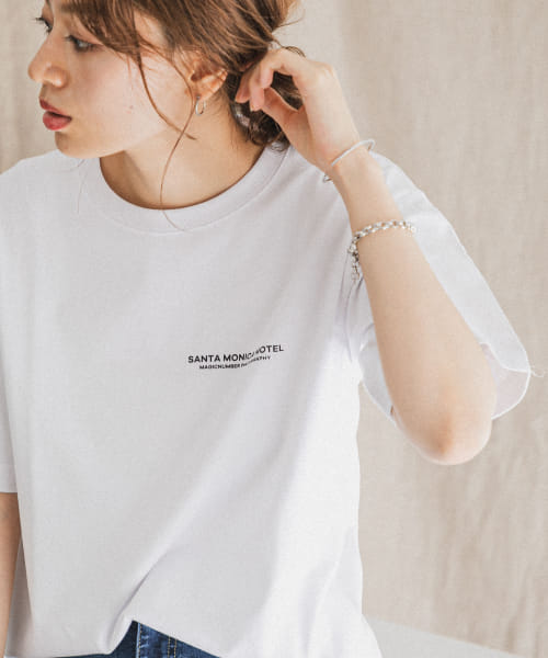 [Sonny Label][MAGIC NUMBER SpecialOrder T-SHIRTS / Motel]