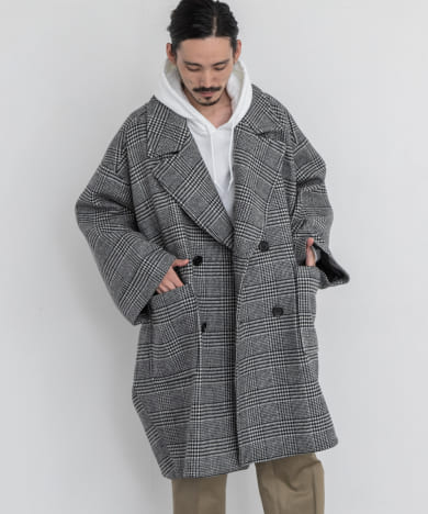 is-ness BIG COAT