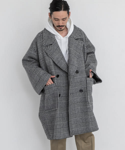 [URBAN RESEARCH][is-ness BIG COAT]