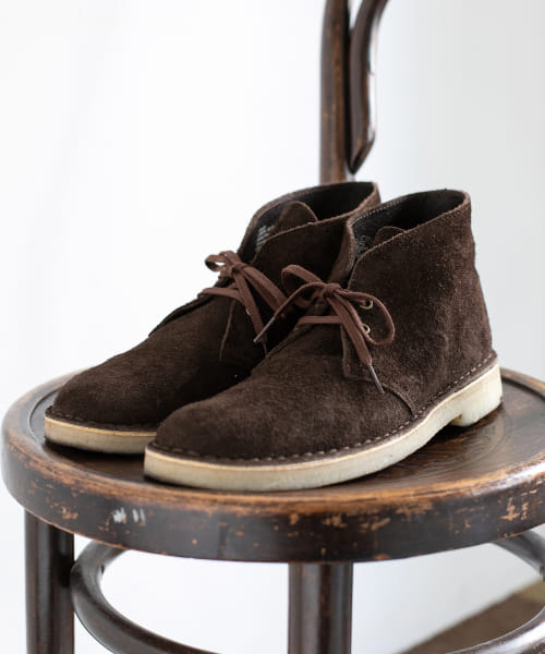 [DOORS][CLARKS Exclusive Desert Boot]