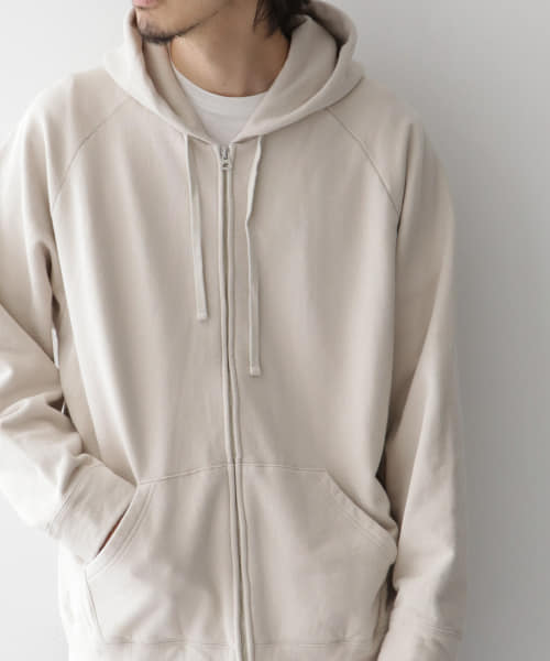 [Sonny Label][TROO ultima stretch zip hoodie]