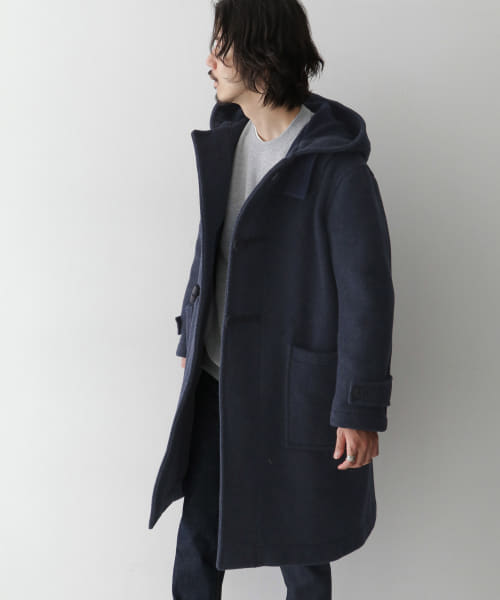 [Sonny Label][【別注】LONDON TRADITION×Sonny Label ロングダッフルコート]