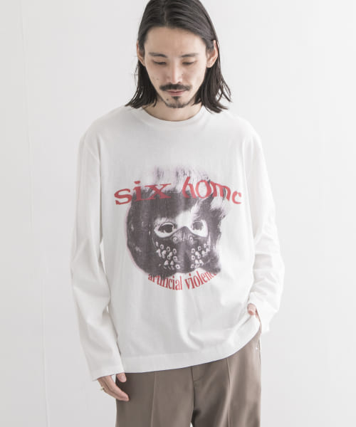 [URBAN RESEARCH][OUR LEGACY BOX LONGSLEEVE]