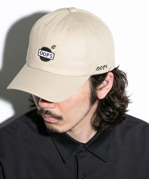 [Sonny Label][OOPS キャップ]