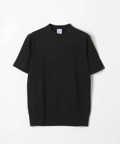 【別注】LOWERCASE×LOOPWHEELER 天竺 SHORT-SLEEVE T-SHIRTS