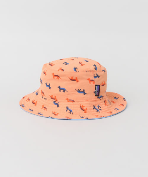 3f4338f4 patagonia Baby Sun Bucket Hat(KIDS)[66076-DK95]|URBAN RESEARCH公式 ...