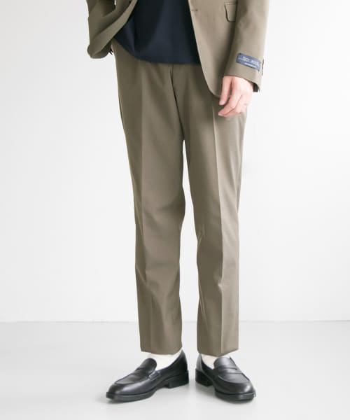 [URBAN RESEARCH][URBAN RESEARCH Tailor アーバンアスレチックサッカーパンツ]