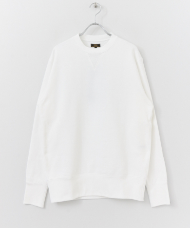 FSC×LOOPWHEELER CREW-NECK SWEAT