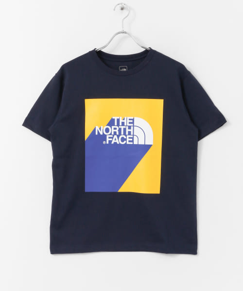 [DOORS][THE NORTH FACE SHORT-SLEEVE 3D LOGO T-SHIRTS]