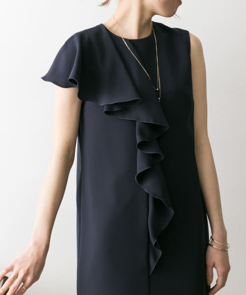 [URBAN RESEARCH][COUTURE MAISON ラッフルドレス]